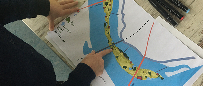 Michiel van Zoest Architectuur Architectuurworkshops en projectonderwijs_Blinkschool Culemborg 1