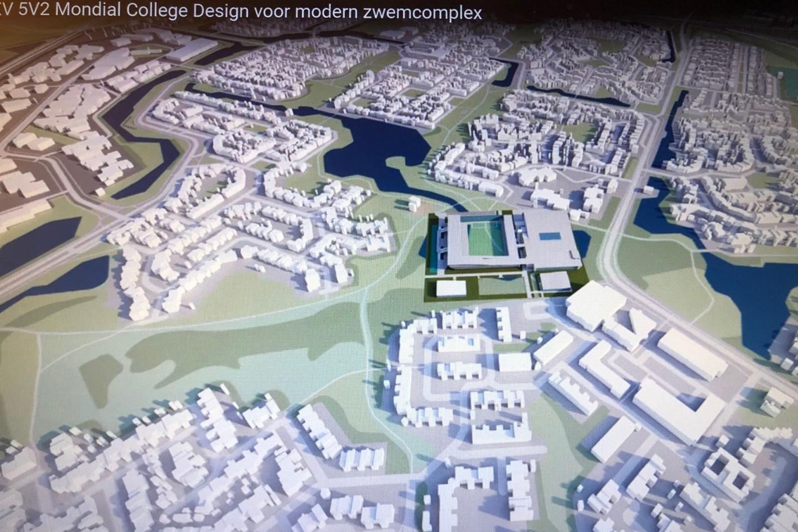 Michiel van Zoest Architectuur Architectuurworkshops en projectonderwijs_Verover je Wijk_Mondial College 002